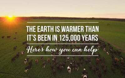 IPCC Climate Report: Earth is Warmer than it's been in 125,000 Years